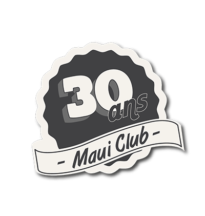 Maui Club Animation - 30 ans